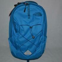 The North Face Bookbag Backpack Jester Blue Aster One Size Brand New Authentic Photo