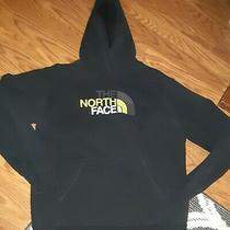 The North Face Boys Hoodie Size Xl Black Photo