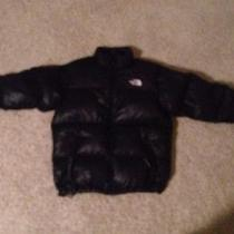 The North Face Children's Nuptse Jacket - Size Xl Photo