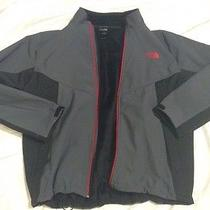 The North Face Chromium Thermal Softshell Jacket Men's Xl Gray Photo