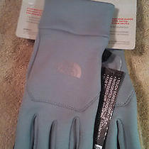The North Face Etip Womens Touch Screen Gloves Size Large Nwt Photo