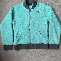 The North Face Fleece/coat Girls Size Youth Large. Great Condition Photo