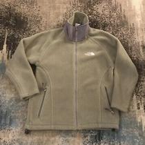 The North Face Fleece Jacket Small Womens Full Zip Sz Xs Photo