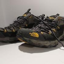 The North Face Gore Tex Outlast Trail Running Hiking Shoe Mens Sz 13 Gently Used Photo