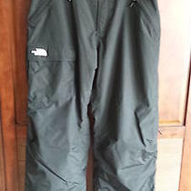 The North Face Hyvent Black Snow Ski / Snow Board Pants Photo