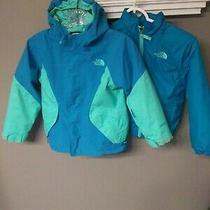 The North Face Hyvent Tri-Climate Ski/snowboarding  Jacket Girl's Size Xs( 5-6) Photo