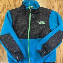 The North Face Kids Girls Fleece Denali Jacket Size Xs 6 Photo