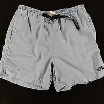 The North Face Lightweight River Waterman Shorts (Women's Medium) Blue Photo