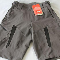 The North Face Men's Dwr Nwt Action Sports Shorts Size 30 Mountain Bike Gear 99 Photo