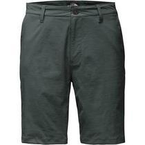 The North Face Men's Flat Front Asphalt Grey Shorts  38 (Reg) Photo