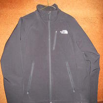 The North Face Men's Powerdome Jacket Softshell Medium Photo