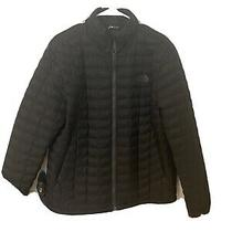 The North Face Men's Thermoball Jacket Size L - Black Photo