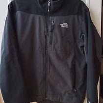 The North Face Mens Apex Softshell Photo