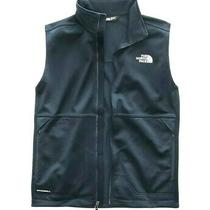 The North Face Mens Athletic Urban Navy Apex Canyonwall Windwall Vest Jacket L Photo