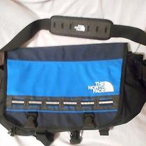 The North Face Messenger Laptop Computer Organizer Shoulder Bag Photo