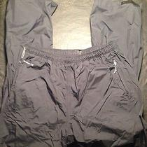 The North Face Packable Pants Womens Xl Black Light Weight Outdoor Photo