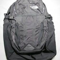 The North Face Recon Backpack - Black Photo