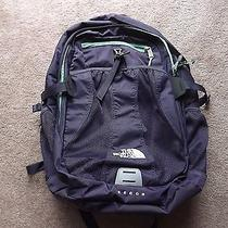 the North Face Recon Backpack- Plum Laptop Photo