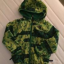 The North Face Reversible Fleece Water Resistant Jacket 4t Euc Photo