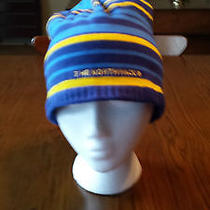 The North Face Rocket Beanie Winter Hat Nwt One Size Bolt Blue Photo