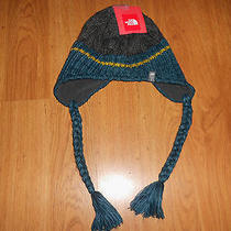 The North Face Shindig Beanie in Graphite Grey Nwt Photo
