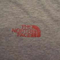 The North Face Since 1968 Outdoors Hiking Gray T Shirt M Photo