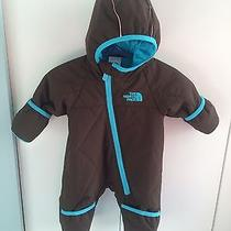 The North Face Snowsuit Baby Infant Photo
