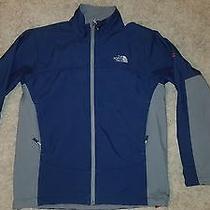 The North Face Summit Series Windstopper Softshell Jacket Mens Medium M Photo