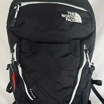 The North Face Surge Backpack Tnf Black/indigo Blue 15