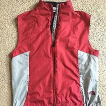 The North Face Tekware Vest Size Medium M  Cycling Biking Nice Photo