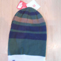 The North Face Tnf 30 New Reversible Pete N Repeat Stripped Beanie Vintage Hat Photo