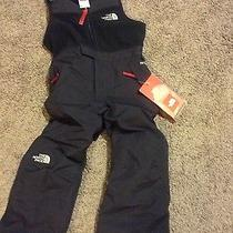 The North Face Toddler Snow Bibs 3t Photo