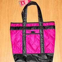 The North Face Utility Tote Se Berry Lacquer Purple New Photo