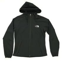 The North Face Women's Apex Hoodie Softshell Jacket Tnf Black Sz Xs Extra Small Photo