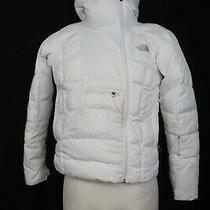 The North Face Women's Circle Down 600fill Hooded Outdoor Ski Jacket Sz S Photo