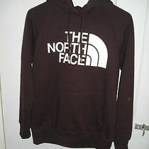 the North Face Women's Half Dome Pullover Hoodie Rootbrown/tnf White Sz Xs Nwt Photo