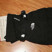 The North Face Women's Montana Glove Black Size L Large New Nwt Photo