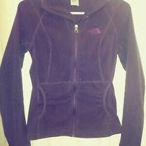 The North Face Women's Purple Osito Fleece Full Zip Jacket Sz Xs Photo