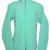 The North Face Womens Apex Bionic Softshell Jacket Size Xl in Green Photo