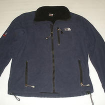 The North Summit Series Face Fleece Jacket Size S  Rare Unique Nice  Photo