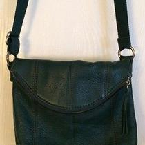 The Sac Green Purse Crossbody Shoulder Bag Photo