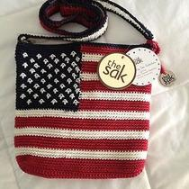 The Sak American Flag Bag New With Tags Photo