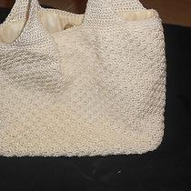 The Sak- Authentic Small Crocheted Purse Photo