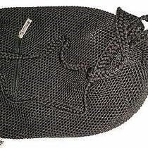 The Sak Backpack-Black Crochet Photo