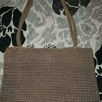 The Sak Beige Crochet Purse  Photo