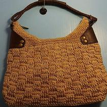 The Sak Beige Handbag  Photo
