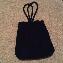 The Sak Black Crochet Backpack Photo