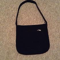 The Sak Black Crochet Bag Photo
