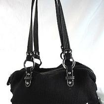 The Sak Black Purse Cute   (O2) Photo