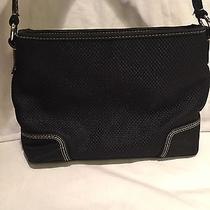 The Sak Black Shoulder Bag Photo